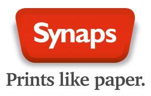 Synaps logo baseline under